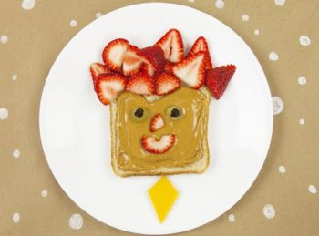 D Is for Dynamic Dads - An ABC Snack from All About Reading