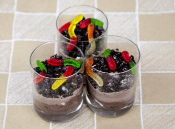 ABC Snacks- Delicious Dirt Cups