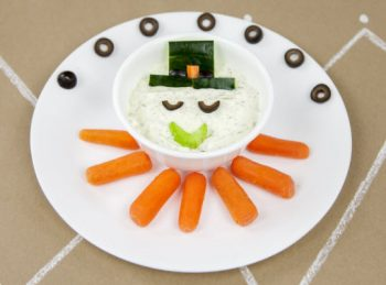 L is for Lucky Leprechaun Lunch - An ABC Snack