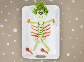 X is for X-ray - An ABC Snack