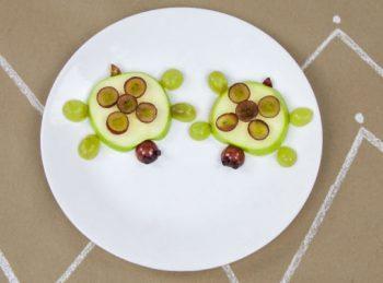 ABC Snacks - Tasty Turtle Treats