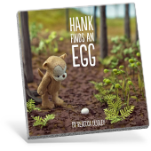 Hank Finds an Egg book cover