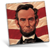 Abe's Honest Words book cover