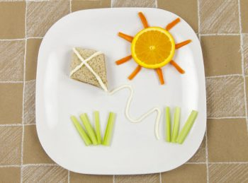 K Is for Kooky Kite - An ABC Snack from All About Reading