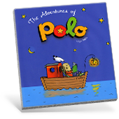 The Adventures of Polo book cover