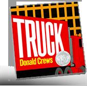 Truck book cover