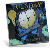 Tuesday book cover