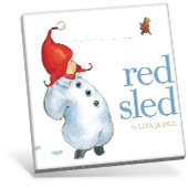 Red Sled book cover
