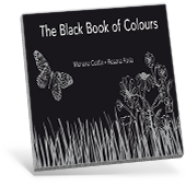 The Black Book of Colors book cover