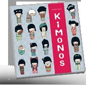 Kimonos book cover