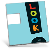 LOOK! Book cover