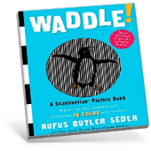 Waddle! book cover