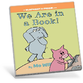 We Are in a Book! book cover