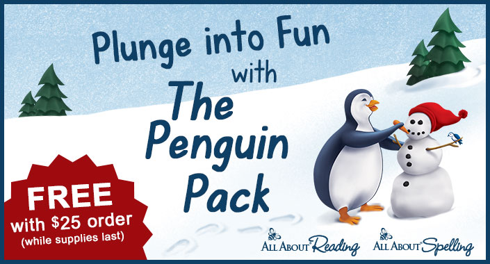 The Penguin Pack from All About Learning Press