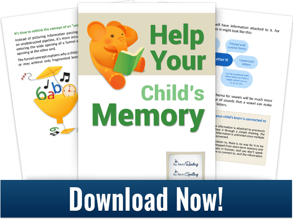 download help your child's memory ebook