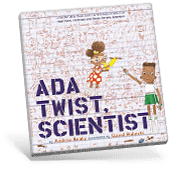 Ada Twist, Scientist book cover