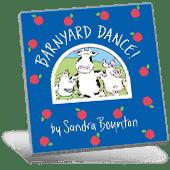 Barnyard Dance book cover