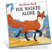 Fox Walked Alone book cover