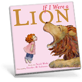If I Were a Lion book cover
