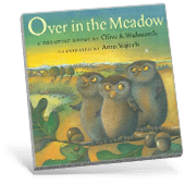 Over in the Meadow book cover