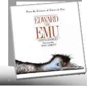 Edward the Emu book cover