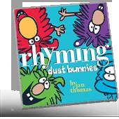 Rhyming Dust Bunnies book cover