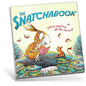 The Snatchabook book cover