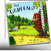 The Gruffalo book cover