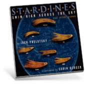 Stardines Swim High across the Sky and Other Poems book cover