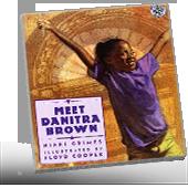 Meet Danitra Brown book cover
