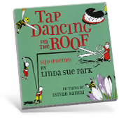 The Tap Dancing on the Roof: Sijo (Poems) book cover