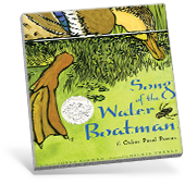 Song of the Water Boatman and Other Pond Poems book cover