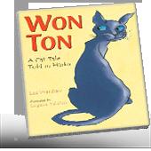 Won Ton: A Cat Tale Told in Haiku book cover