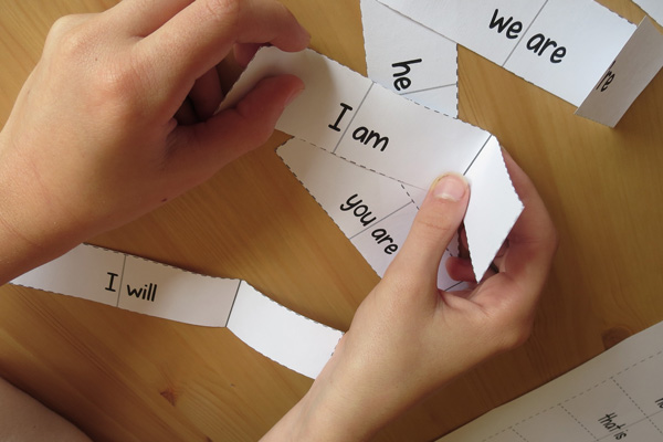 How to Teach Contractions - All About Learning Press