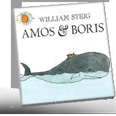 Amos and Boris book cover