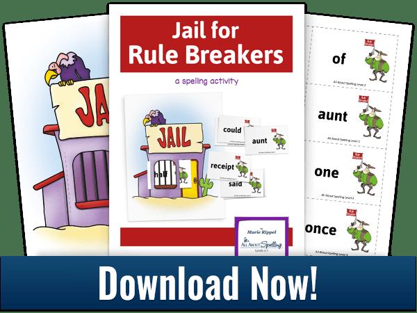 Download a jail for handling rule breakers