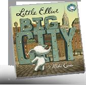 Little Elliot Big City book cover