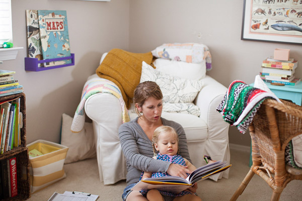 Reading Aloud to Kids Who Can't Sit Still - All About Reading