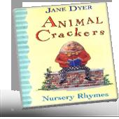 Animal Crackers: Nursery Rhymes book cover
