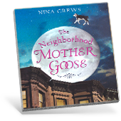 The Neighborhood Mother Goose book cover
