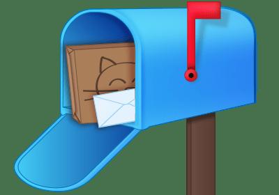 blue mailbox teaching compound words