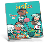 Ask Magazine Cover