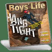 Boys' Life Magazine Cover