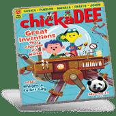 ChickaDEE Magazine Cover