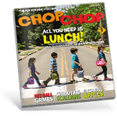 ChopChop Magazine Cover