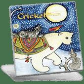 Cricket Magazine Cover