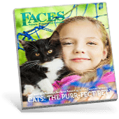 Faces Magazine Cover
