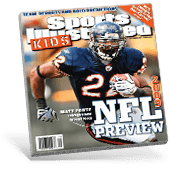 Sports Illustrated Kids Magazine Cover