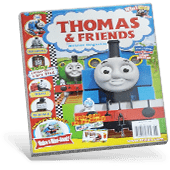 Thomas and Friends Magazine Cover