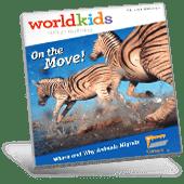 WorldKids Magazine Cover